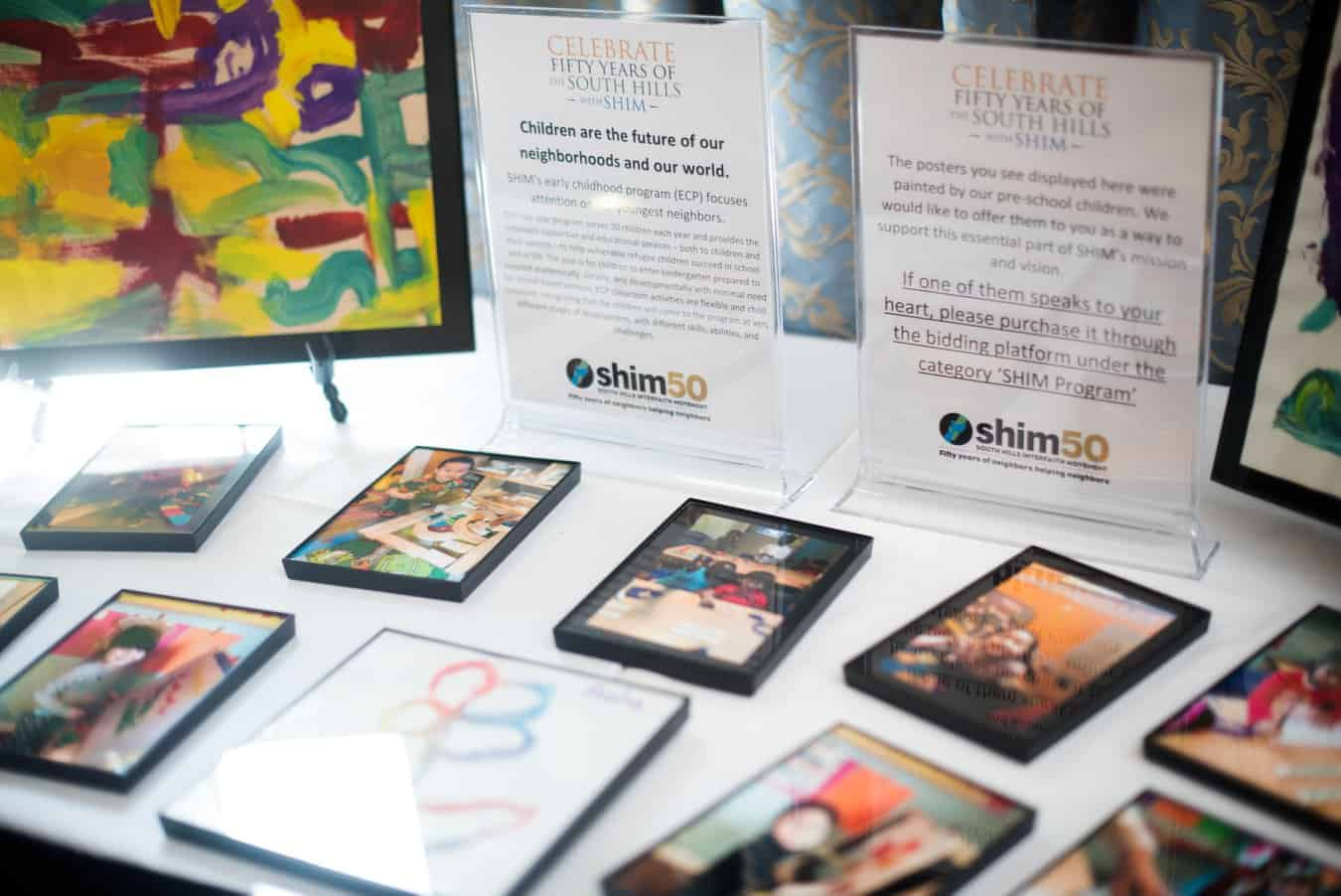 Celebrate SHIM 2018 auction items