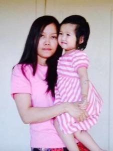 Aye Aye and daughter