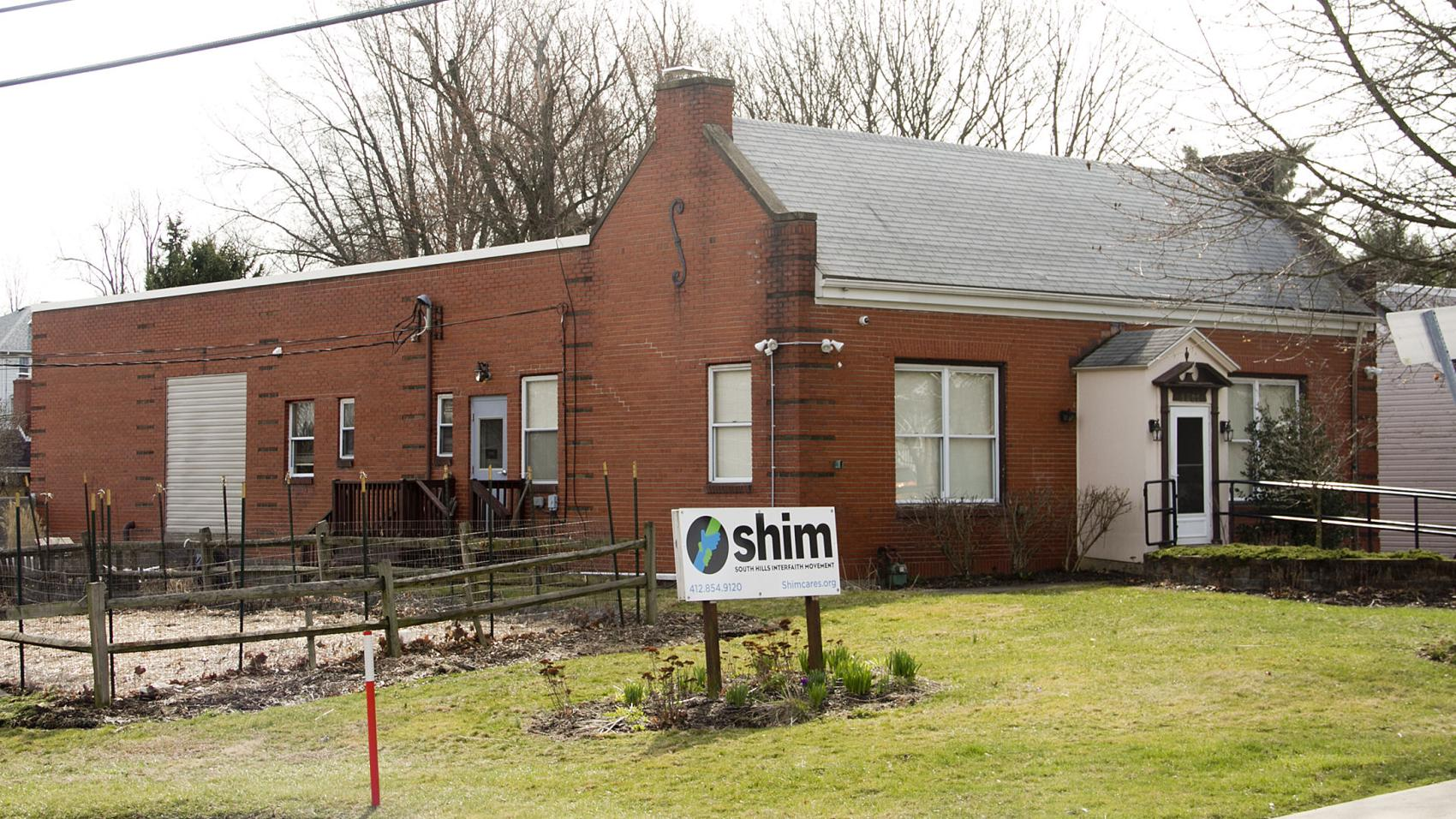 The South Hills Interfaith Movement location in Bethel Park