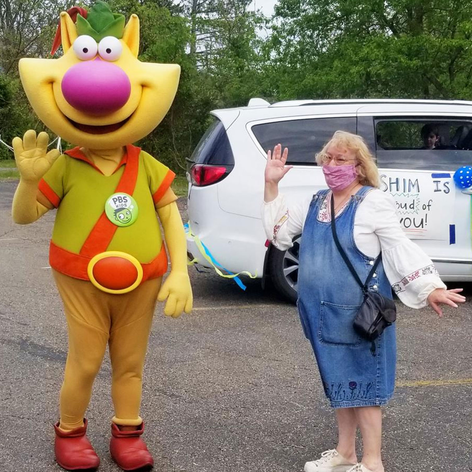 Nature Cat with Terry Martin
