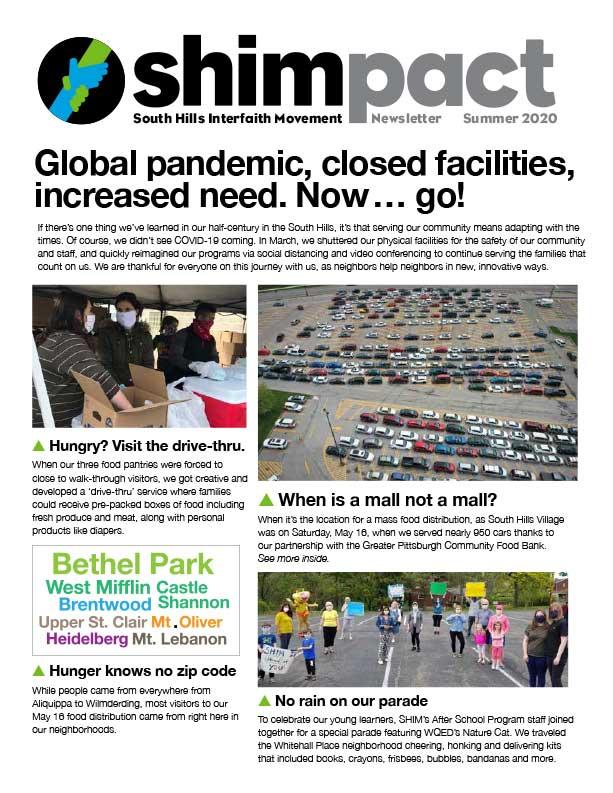 shimpact newsletter summer 2020