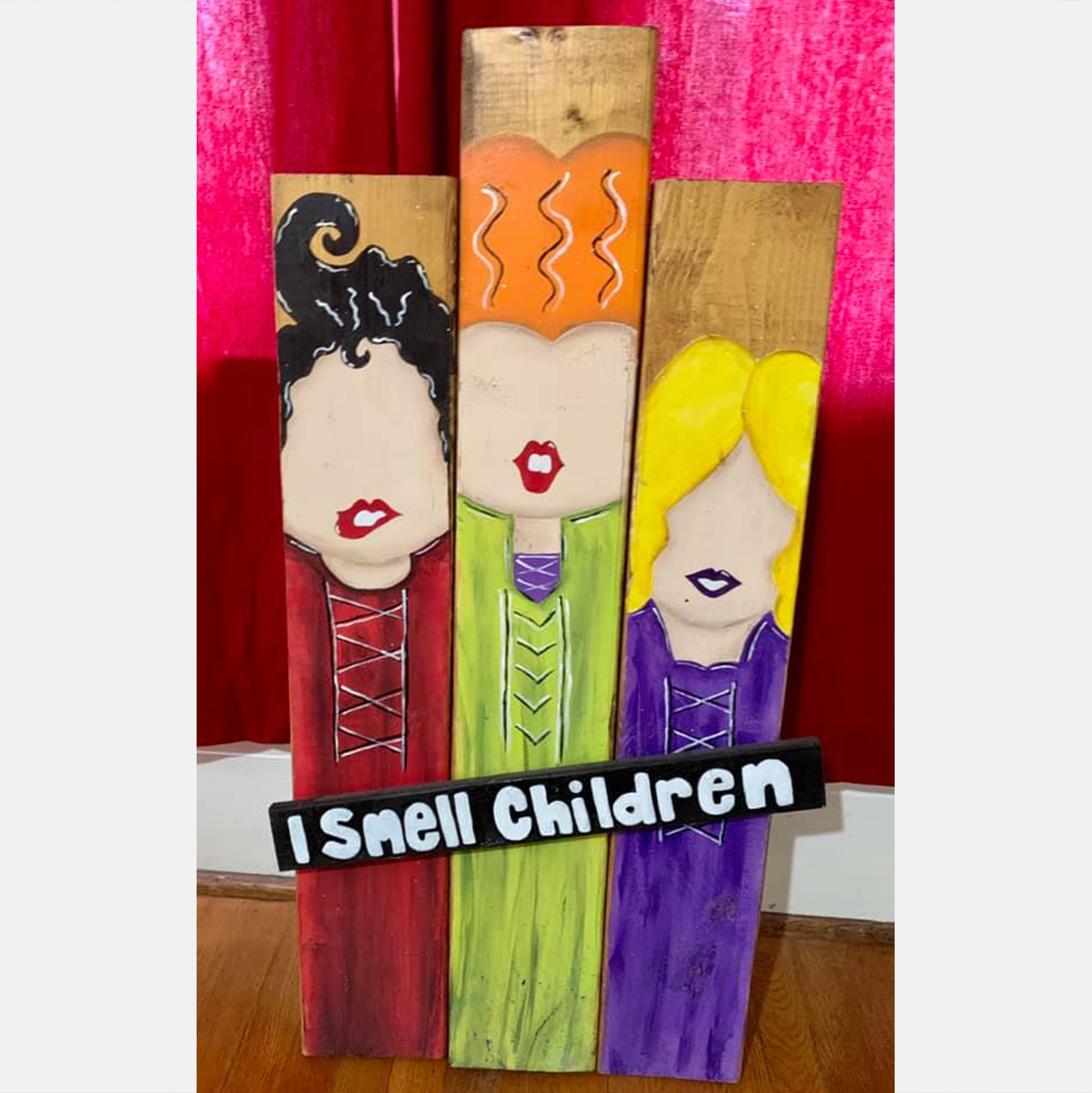 Hocus Pocus witches craft