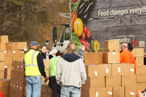 SHIM food distribution