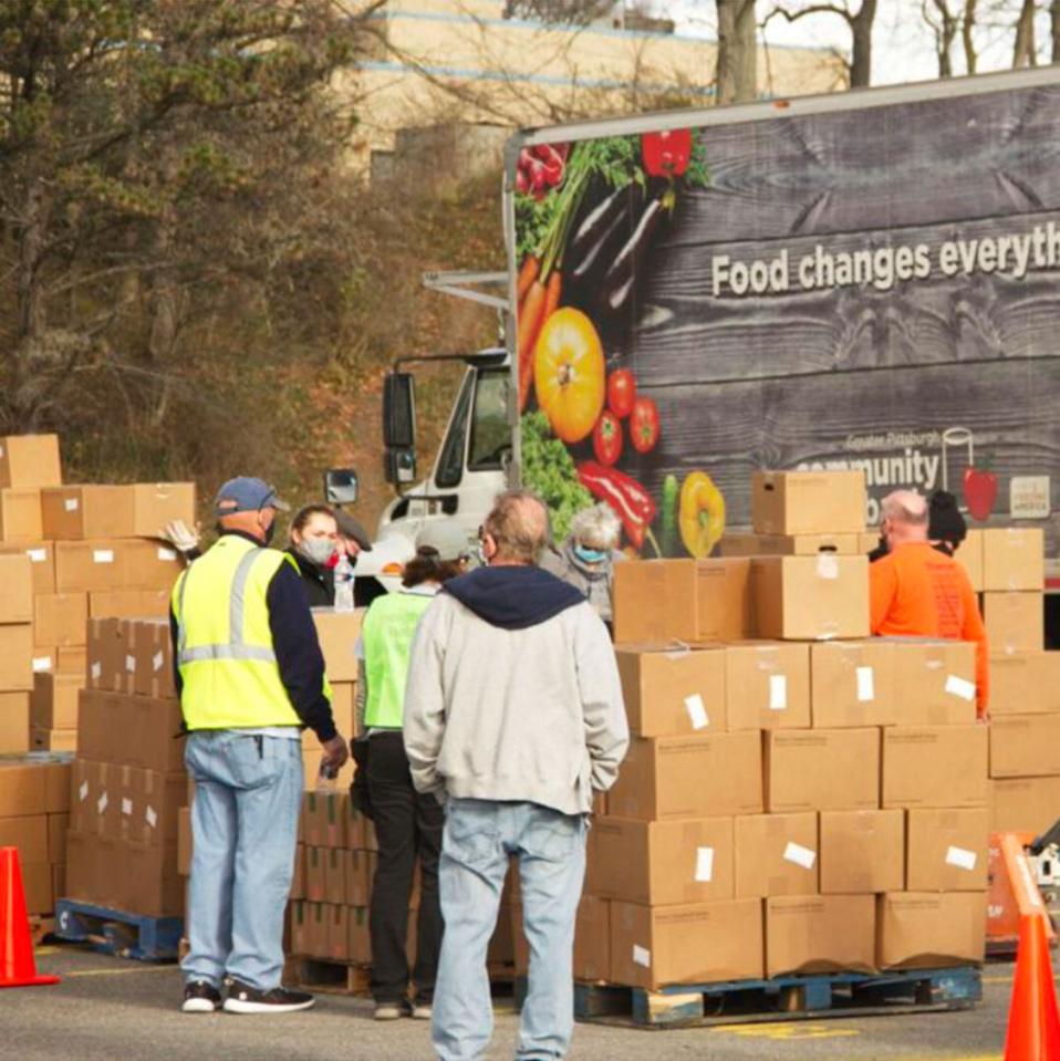 SHIM food distribution