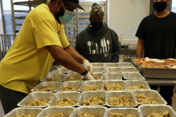 Packaging stuffing