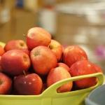 Pantry apples